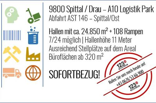 9800 SPITTAL - A10 Logistik Center