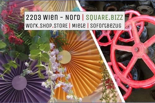 2203 Eibesbrunn | SQUARE.BIZZ | MieteWORK . SHOP . STORE | Sofortbezug