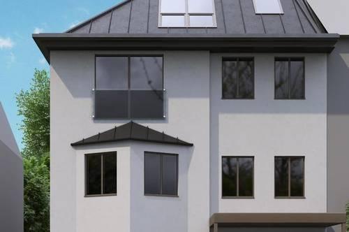 Sanierungsbedürftige Doppelhaushälfte mit unverbaubarem Blick