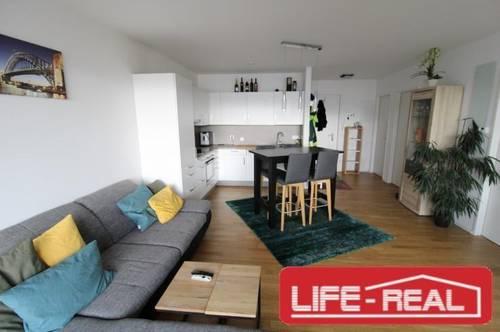 helle 2-Zimmerwohnung in der Linzer Innenstadt ( inkl. TG-Platz)! - Jetzt mit VIDEOBESICHTIGUNG auf life-real.at