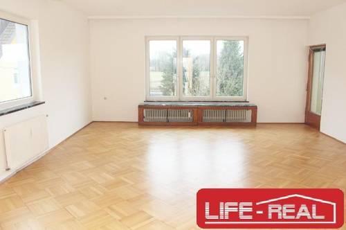geräumige 4-Zimmerwohnung mit großem Gemeinschaftsgarten in einem Mehrparteienhaus in St. Georgen/Gusen