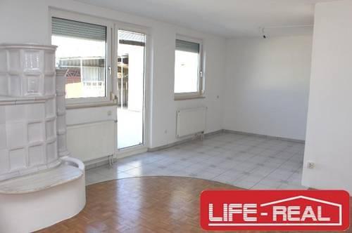 geräumige 3-Zimmerwohnung mit zwei Terrassen