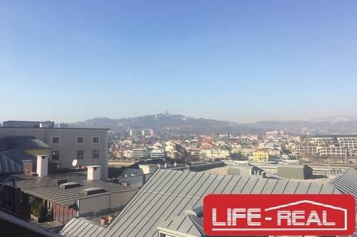 wunderschönes Penthouse mit tollem Blick auf die Donau