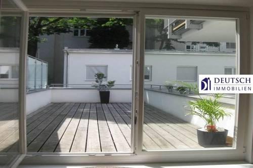 MODERNE 4 Zimmer Altbau-Terrassenwohnung im Piaristenviertel