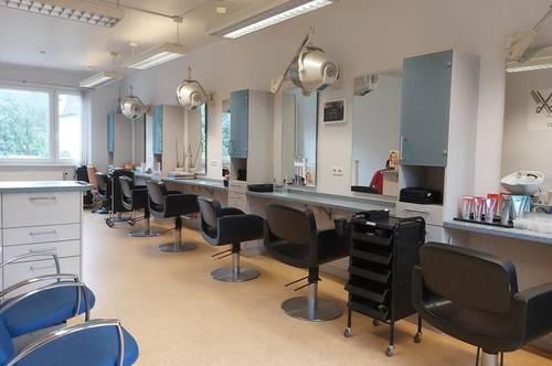 Möbliertes Friseur-Geschäftslokal in Leoben-Donawitz zu mieten !