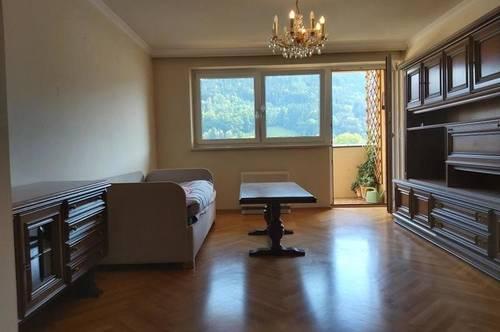 Zentrumsnahe 3-Zimmer-Wohnung mit Loggia in Bruck/Mur !