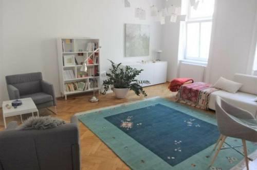 Wunderschöne 3-Zimmer + Küche Altbauwohnung, 114m² + kleiner Innenhofbalkon, Gartenmitbenützung, Zweitbezug
