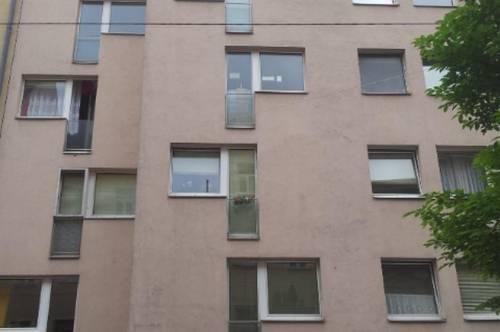 Einsiedlergasse, 3. Stock, unbefristet, Ruhige 1-Zimmer Wohnung, 498,56€ inkl. Heizung & Warmwasser, schriftlich Anfragen