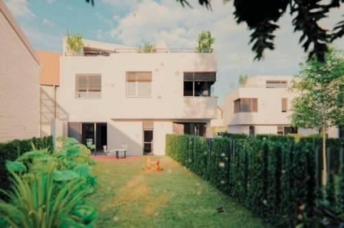 Ziegelmassivhaus 120m² mit Eigengarten und Dachterrasse, 5 Zimmer, Abstellplatz, vollunterkellert - PROVISIONSFREI H4