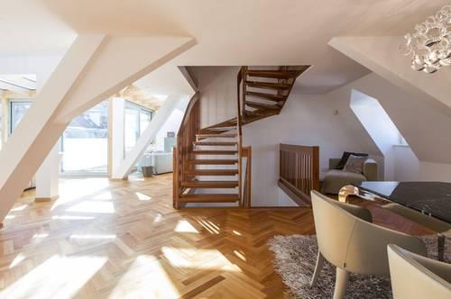 Exklusive 3-Zimmer-Maisonette