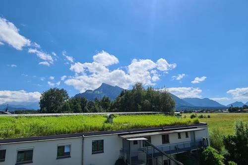 Ruhelage Gneis: Sonnige 4-Zimmer-Maisonette-Wohnung mit herrlicher Dachterrasse!