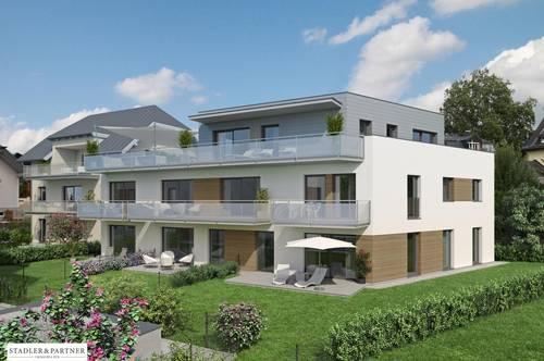 Ideale Kapitalanlage: Erstbezugs-Garconniere mit Balkon in der Riedenburg!