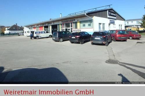Reifenhandel St. Pölten - Nachfolger gesucht!