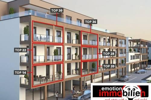 Modernes Wohnen - Stadt(T)raum Feldkirchen - Erstbezug - Provisionsfrei