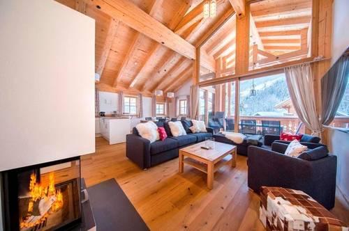 Atemberaubendes Penthouse im Chaletdorf von Wald im Pinzgau - zur touristische