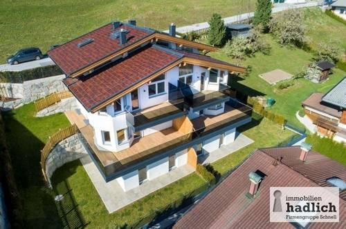 Schön ausgestattete Haushälfte mit Panoramablick in Mittersill zu verkaufen! - TOP 2