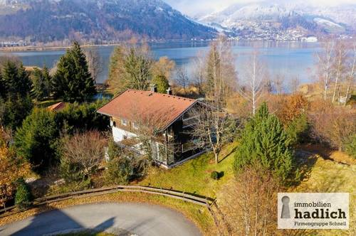 Chalet in Zell am See/Thumersbach mit Seeblick und touristischer Vermietung zu verkaufen!