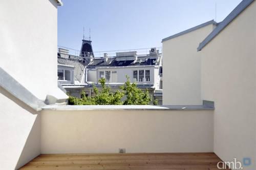 Ruhiges und modernes Appartement mit Terrasse am Margaretenplatz, U4