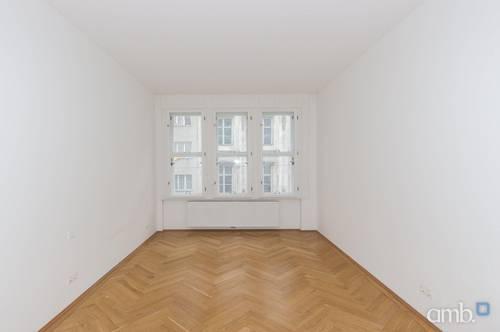 Appartement in einem Altbau direkt am Nachmarkt, Nähe Freihausviertel, U4
