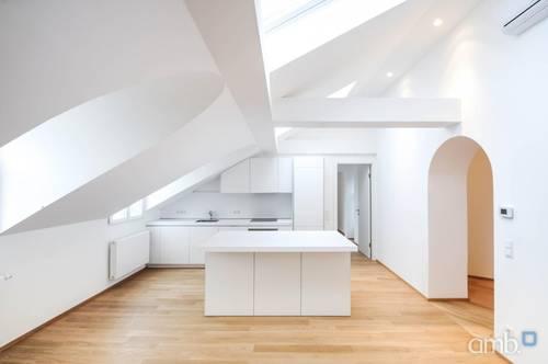 Appartement mit Ausblick - Exklusive Wohnung mit Terrasse in City-Lage, U1