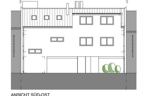 Entwicklungsobjekt, Schaffung von 4 Wohnungen möglich - kaufen & bauen