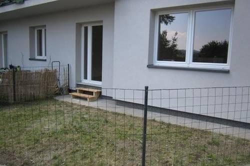 NATUR PUR Neubau 2 Zimmer + Garten+ Parkplatz