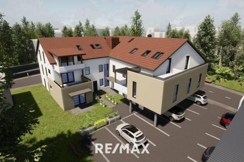 Schöne zentrale Dachgeschosswohnung in Leibnitz!