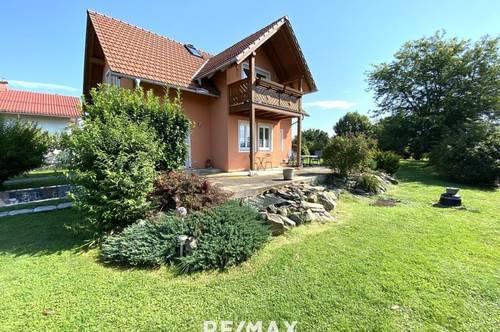 Schönes Einfamilienhaus in ruhiger, zentraler Lage nahe Deutschlandsberg! Besichtigungstag am 21.August 2020 ab 9.00 Uhr!