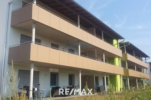 3-Zimmer-Wohnung mit schönem Balkon
