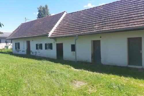 Bauernhaus in Aussichtslage mit Weingarten