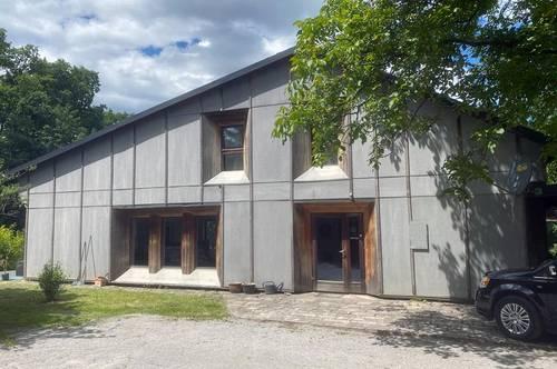 Einzigartiges Niedrigenergie Bio Haus