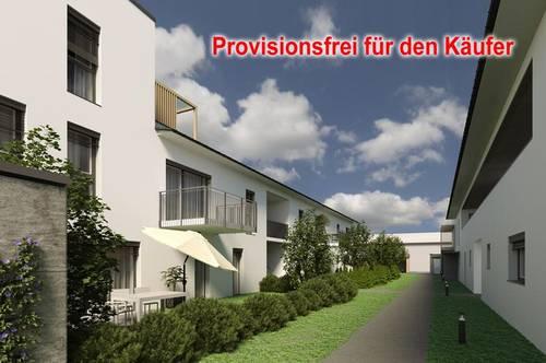 Neubauprojekt MVM Maisonetten