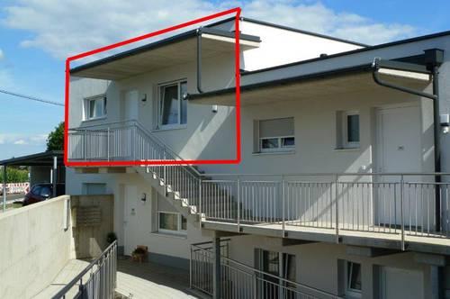 Mietwohnung mit Balkon, Carport und PP