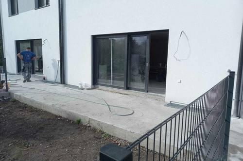Schlüsselfertiges HAUS 2 (mittleres Haus) Reihenhausanlage mit 3 Wohneinheiten zu Haben fast im Zentrum LAXENBURG.... in November EINZIEHEN Gutschein für Küche von 3.000€.