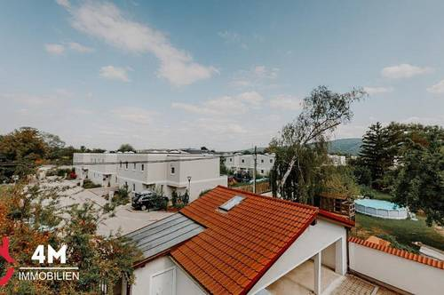 150m² Erstbezug Terrasenwohnung in Bisamberg