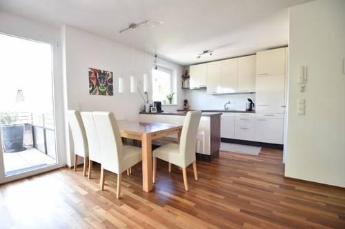 Moderne 2 Zimmerwohnung in zentraler und ruhiger Lage in Lustenau, Raiffeisenstraße!