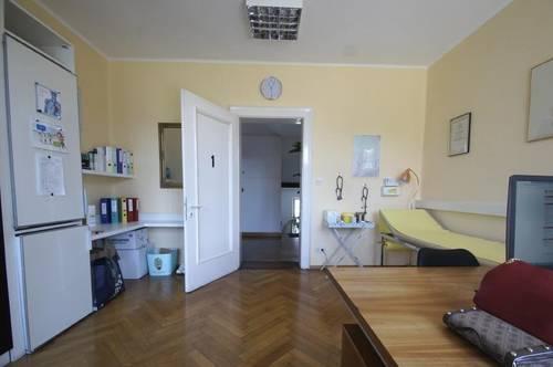 Praxis/Bürofläche in Lustenau als Gesamtes oder einzelne Räumlichkeiten zu vermieten!