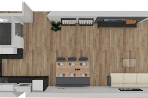 NEUBAU - Hochwertige 3 Zimmerwohnung zu vermieten!