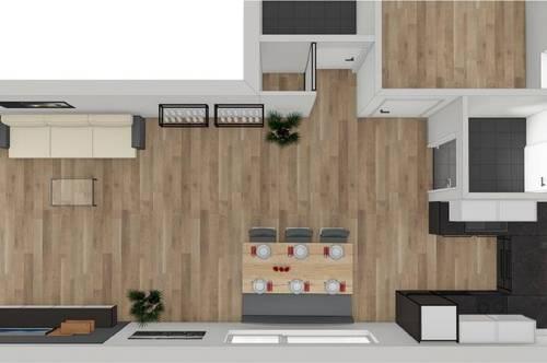 NEUBAU - Moderne 2 Zimmerwohnung zu vermieten!