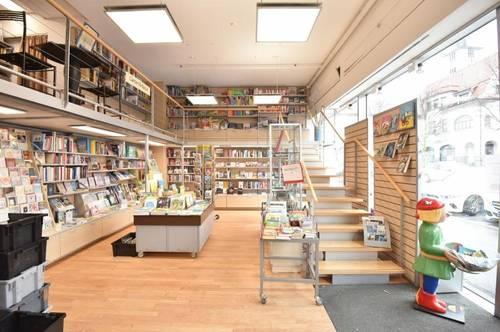 Verkaufsfläche mit enormer Schaufensterfront im Zentrum von Lustenau zu vermieten!