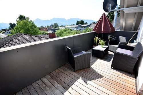 Dachgeschosswohnung in ruhiger Umgebung von Lustenau!