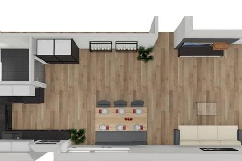 NEUBAU - Tolle 2 Zimmerwohnung zu vermieten!