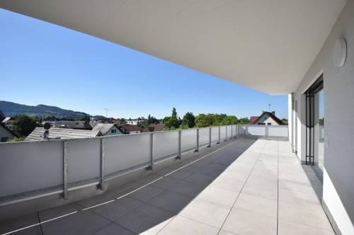 NEUBAU: über den Dächern von Lustenau - Penthousewohnung zu verkaufen