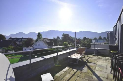 Altach - 2 Zimmerwohnung mit schöner Dachterrasse zu vermieten!