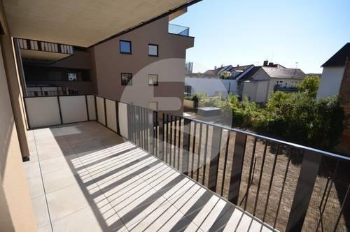 Ruhiges Wohnen in Gleisdorf! 3-Zimmerwohnung mit Balkon!