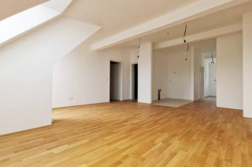 PROVISINSFREIE 3 Zimmer Neubau-Erstbezug Dachgeschosswohnung
