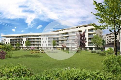 NEUBAU - Lend: Sonnige 2-Zimmerwohnung in bester Lage! ERSTBEZUG!