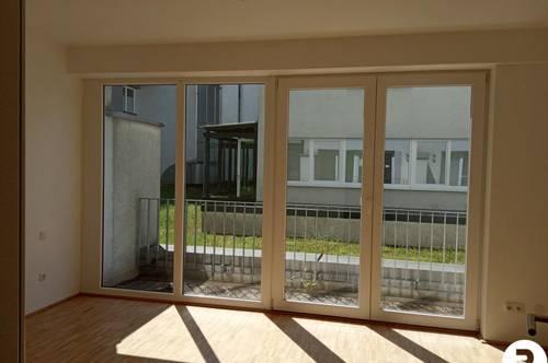 1 Monat mietfrei - Helle Mietwohnung mit Loggia und Terrasse