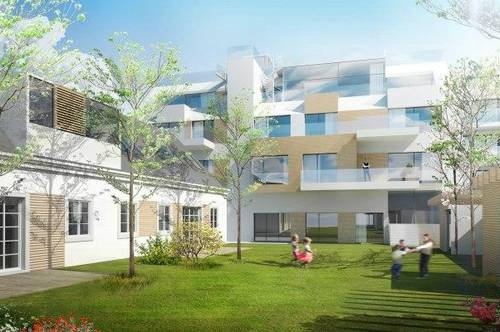 4-Zimmer-Maisonettewohnung mit Eigengarten in Alt-Penzing