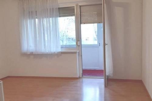 1 Zimmer mit westseitiger Loggia